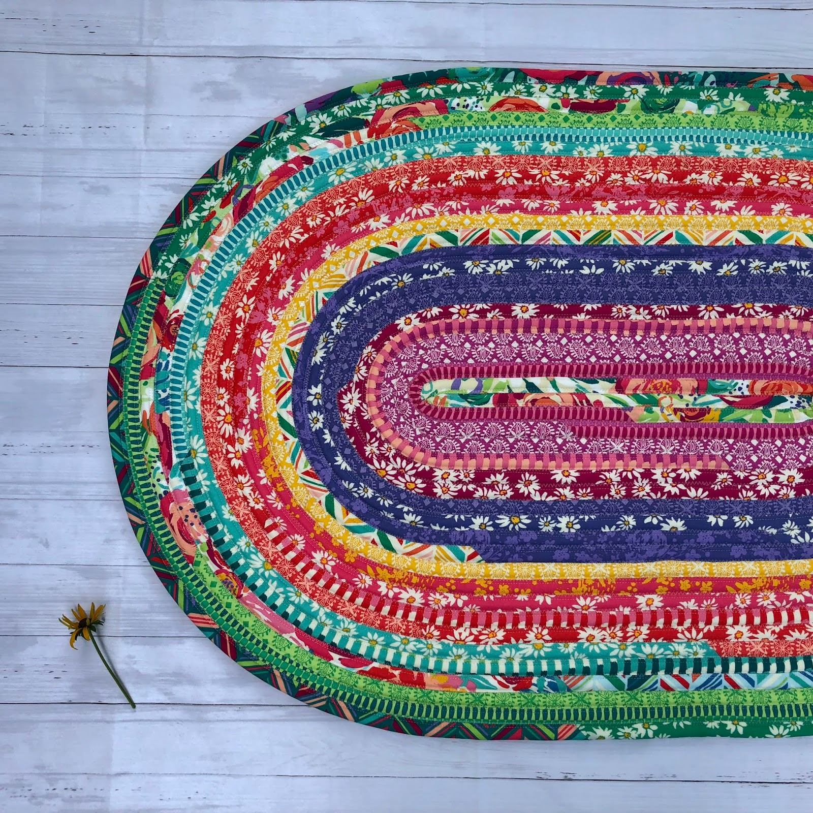 Miss Andrea Quilts Jelly Roll Rug Tips And Tricks