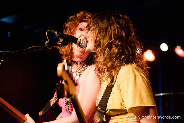 Bad Waitress at Jasper Dandy on April 26, 2019 Photo by John Ordean at One In Ten Words oneintenwords.com toronto indie alternative live music blog concert photography pictures photos nikon d750 camera yyz photographer