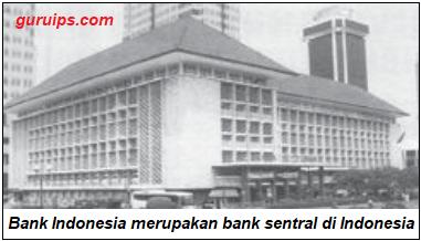Tugas Bank Indonesia - tugas poko bank indonesia lengkap