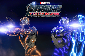 Avengers : Damage Control kini di The Void, Resort World Genting