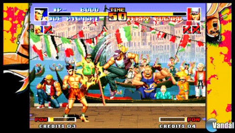king of fighters 2002 psp iso download