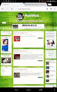 Kayvics.com image