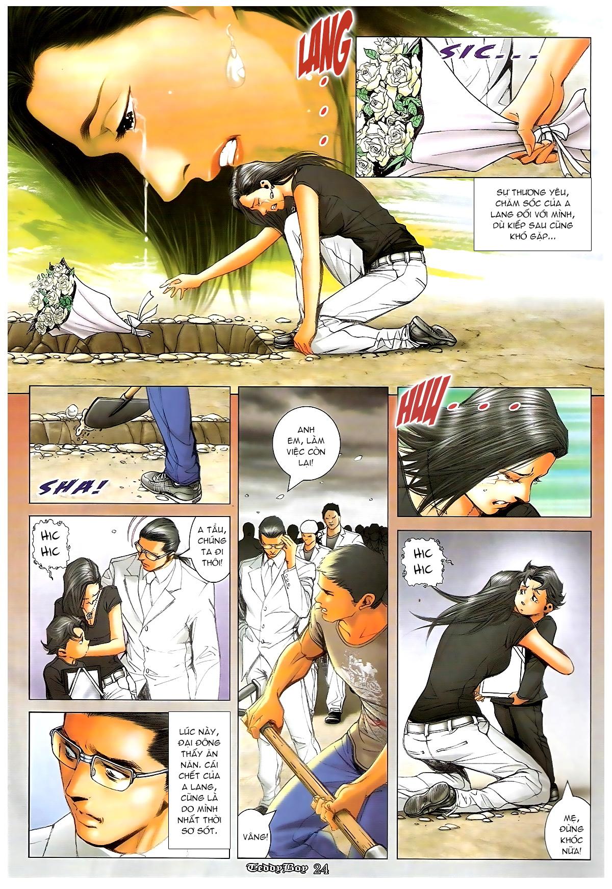 Người Trong Giang Hồ - Chapter 1241: Tân Long Đầu - Pic 19