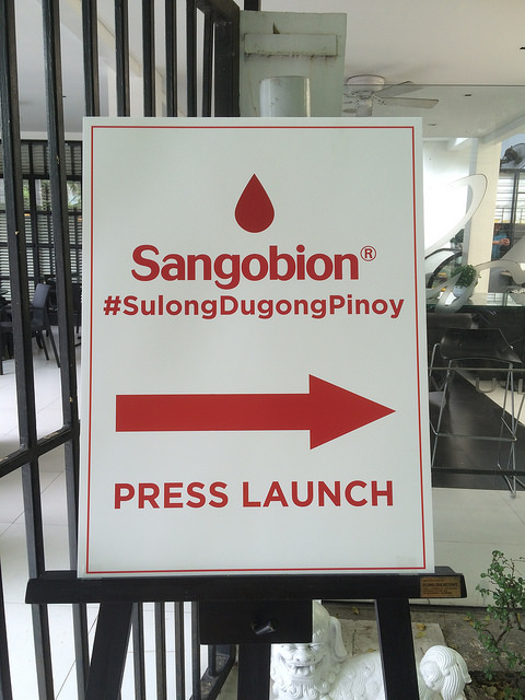 Sangobion Press Launch