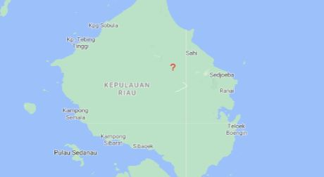 Tempat wisata di indonesia edisi Natuna
