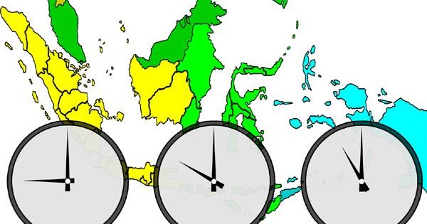Daftar Provinsi Yang Termasuk Zona Wib Wita Dan Wit Di Indonesia Berbagi Ilmu Pengetahuan Umum
