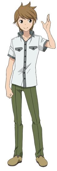 Kengo Kawanishi como Kensaku Han