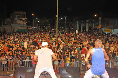 Carnaval de Registro-SP atrai milhares de foliões