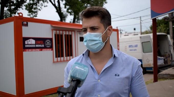Covid 19: Llegaron más de 300 dosis a VGG y comenzó la vacunación al personal de salud privada en la ciudad