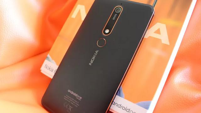 تحديث أندرويد 10 يصل إلى هاتف نوكيا 6.1 بلس