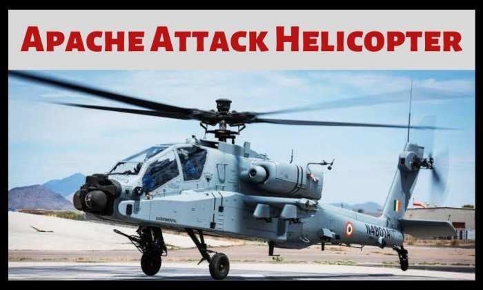 APACHE ATTACK HELICOPTER