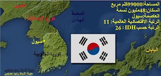 كوريا الجنوبية: نموذج لبلد حديث النمو الاقتصادي.