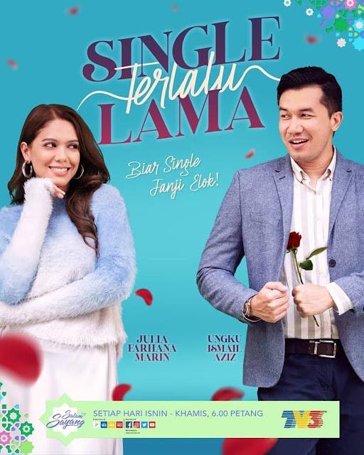 Drama Single Terlalu Lama Di TV3 (Slot Drama Pukul 6)