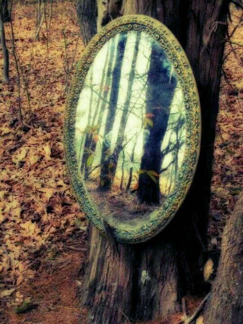 Il rifugio degli elfi intervallo del fine settimana - Specchio specchio delle mie brame ...