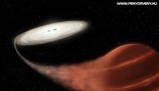 Egy vámpír törpecsillag szuperkitörésének volt szemtanúja a Kepler-űrtávcső