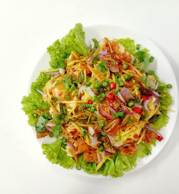 Resepi Chicken Mango