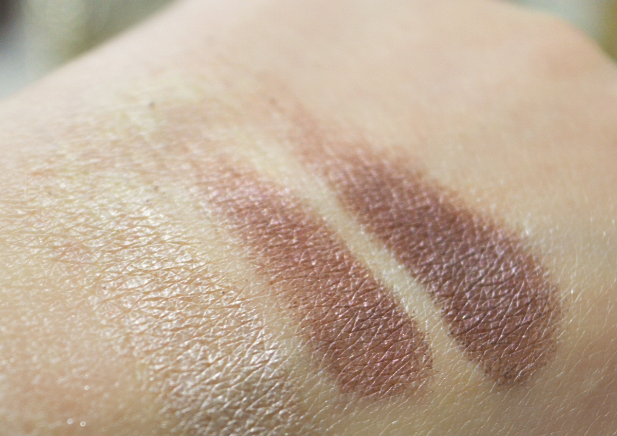 Catrice Eyeshadow DeluxeTrio N° 030 - Rose Vintouch Swatch