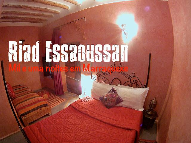Onde dormir em Marraquexe/ Marrakesh, Marrocos