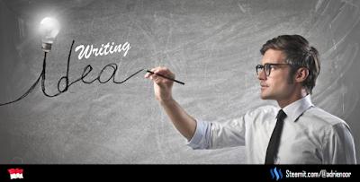menggali ide tulisan