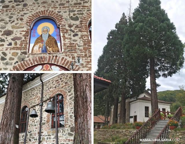 """Monasterio de German """"San Juan de Rila"""""""