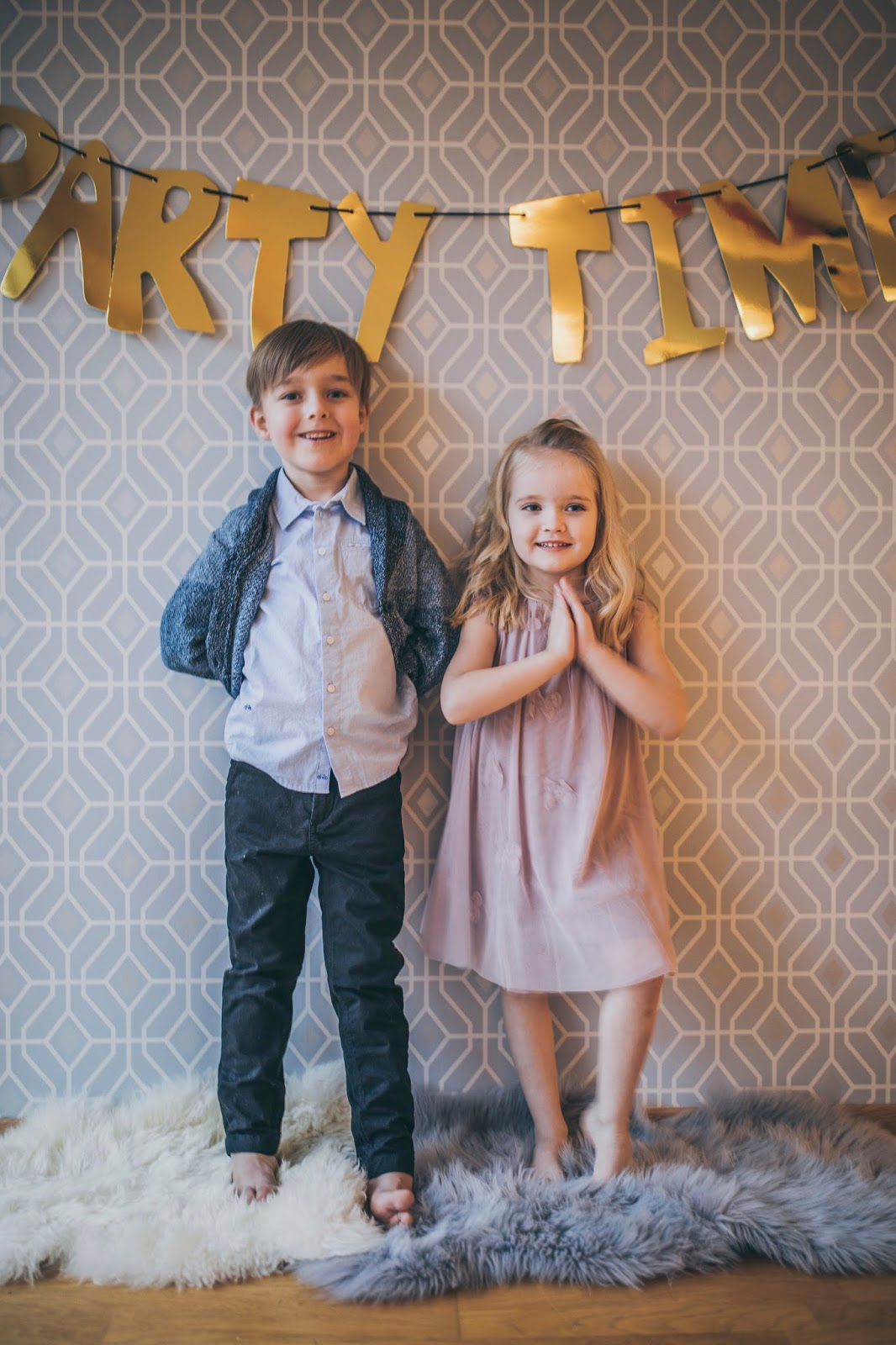 kids party fun photography