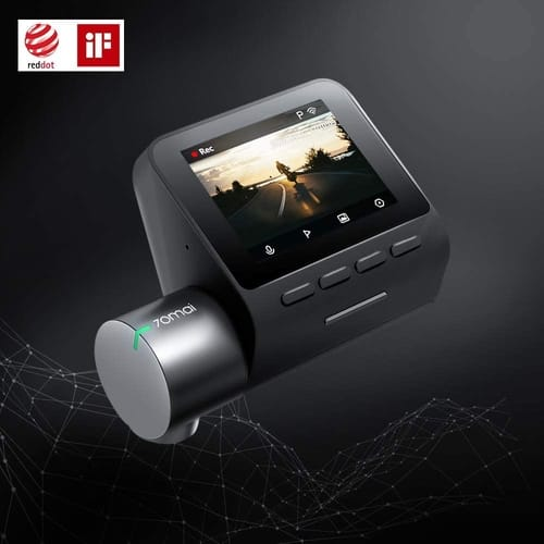Review 70mai D02 2K Car Smart Dash Cam Pro