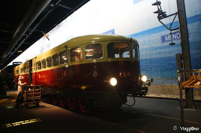 Mulhouse Museo Ferroviario - Locomotiva