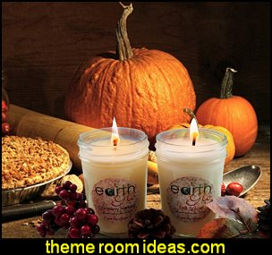 Fall Spice And Cranberry Harvest ~ Perfect Holiday Scents With Pumpkin And Cinnamon ~ Perfect Soy Candles For Winter