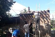 Budaya Gotong Royong Membangun Rumah di Kota Banjar Masih Terjaga Hingga Kini