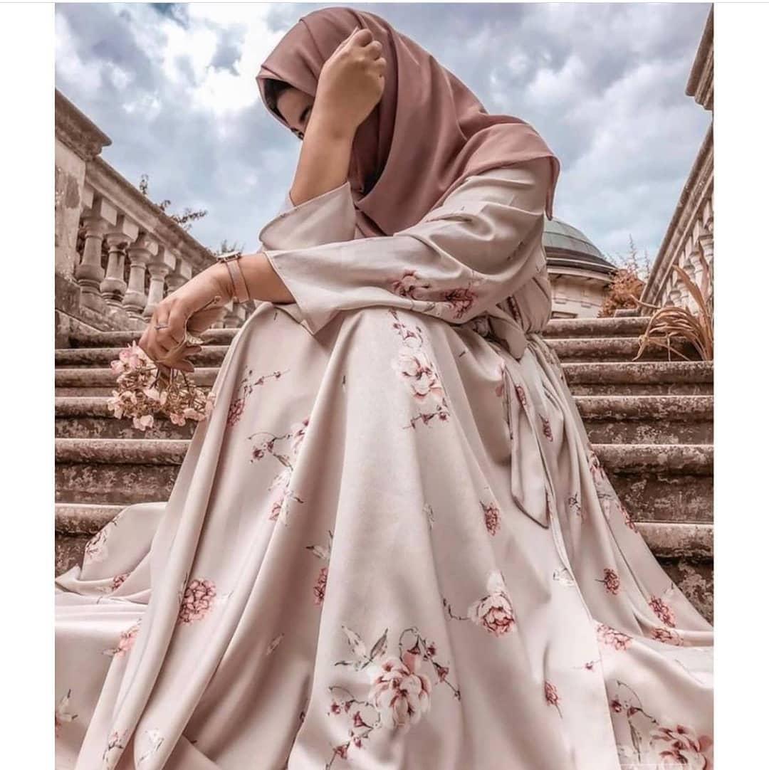 Girls Hijab Style DP for WhatsApp