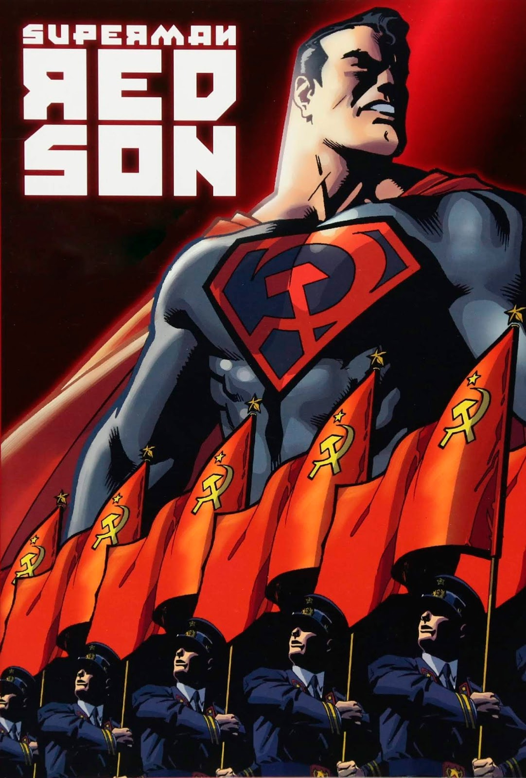 Superman: Red Son [2020] [DVDR] [NTSC] [Latino]