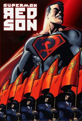 Superman: Red Son 2020 DVD R1 NTSC Latino