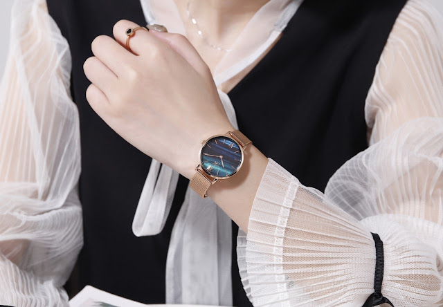 Jimshoney Timepiece 8003