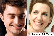 Daniel Radcliffe chats with Susan Blackwell about The Cripple of Inishmaan