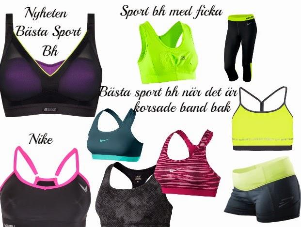 0673261a11b8 Nyheter ! Tränings Bh Fashion