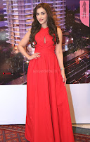 Angela Krislinzki Telugu Actress looks stunning in Red   HD Pics   Exclusive  2.JPG