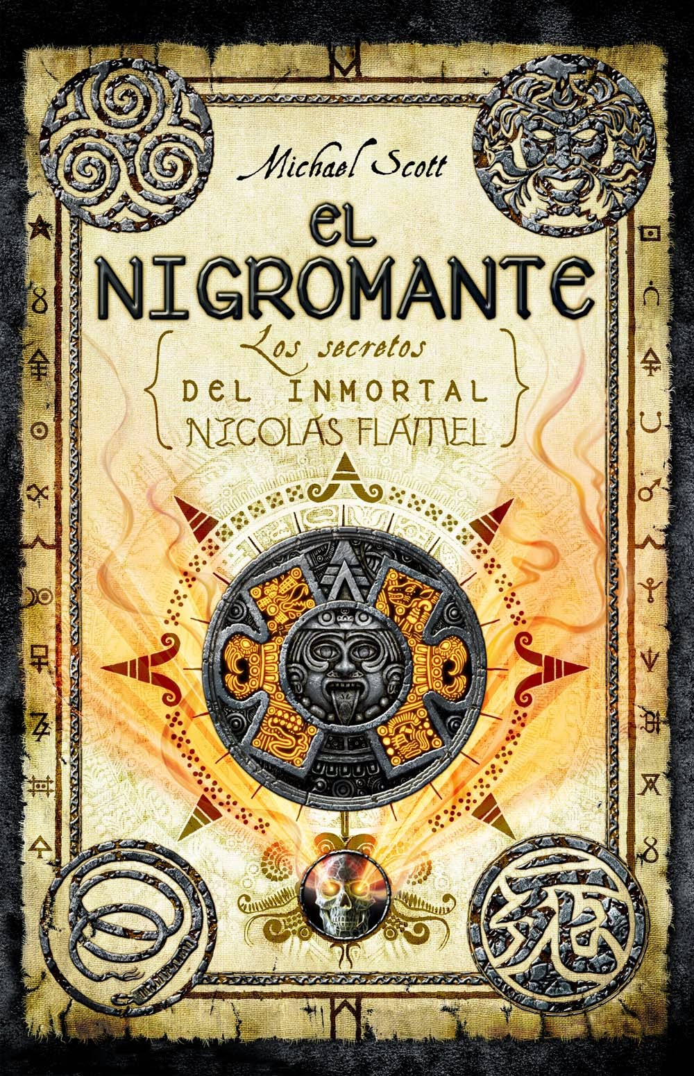 El Nigrromante (Michael Scott)