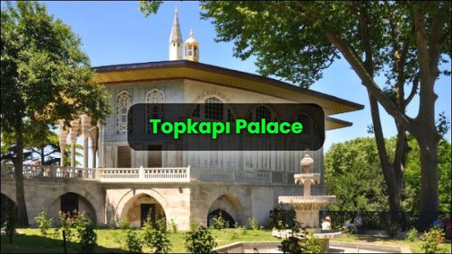 Topkapı Palace 2020