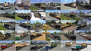 Jazzycat – Military Cargo Pack 2.2