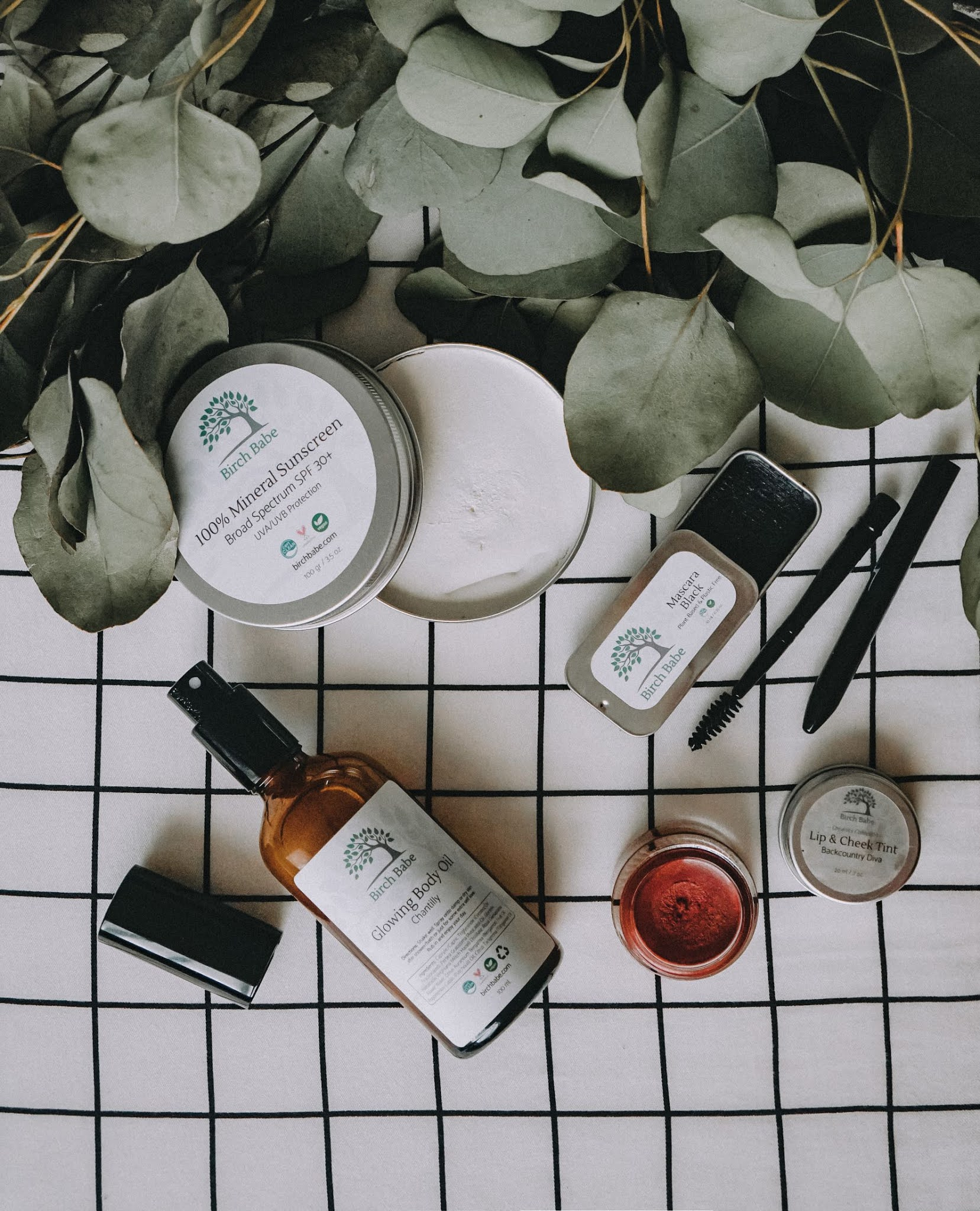 Birch Babe Natural by Rhea Gita blog