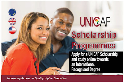 unicaf scholarship