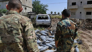 Serangan Udara Syiah Nushairiyah Targetkan Kamp Pengungsi, 18 Sipil Tewas