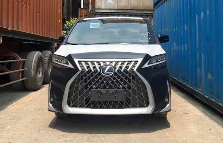 Bộ đôi MPV hạng sang Lexus LM 300h đầu tiên về Việt Nam
