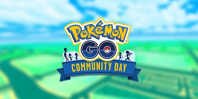 Pokémon GO: Os jogadores vão escolher o Pokémon que vai aparecer no Community Day