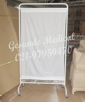 Bed Screen Satu Bidang