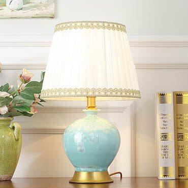 Ý tưởng trang trí cho nhà ở bằng đèn để bàn đẹp sang trọng