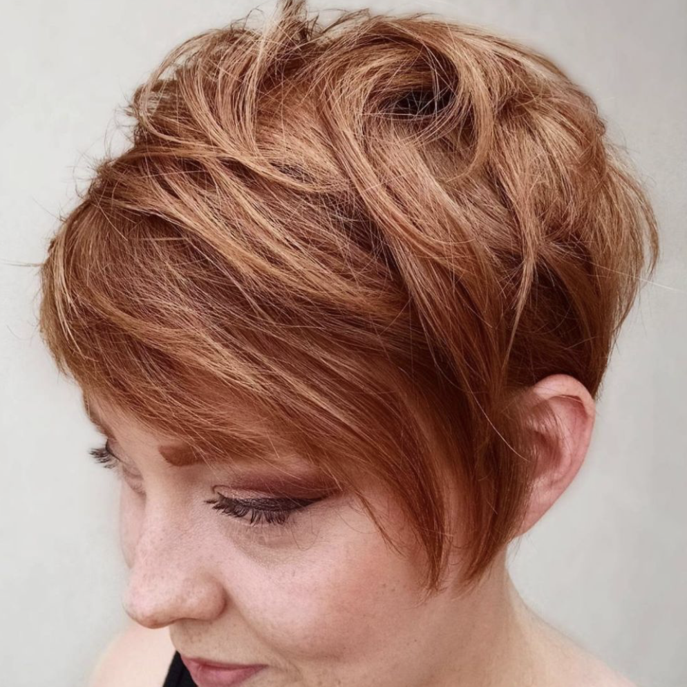 Medium Short Hairstyles 2019 Female - Quick and Easy to Style ...