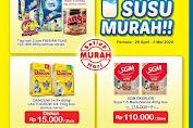 Promo Indomaret Susu Murah + Super Hemat Berlaku 29 April - 5 Mei 2020