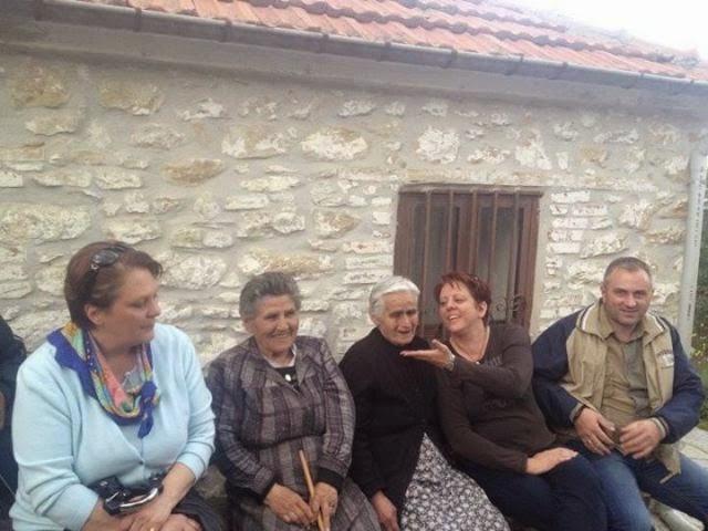 Συνεχίζει η Μαρία Τερζοπούλου τις επισκέψεις σε χωριά του Δήμου Άργους Ορεστικού (φωτογραφίες)