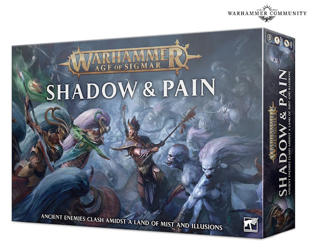 Shadow & Pain Age of Sigmar
